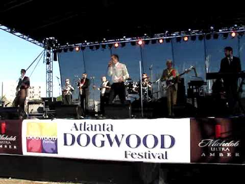 """Cherry Poppin` Daddies - """"Here Comes The Snake"""" Live in ATL"""