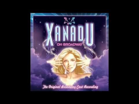 Xanadu on Broadway - Suspended In Time