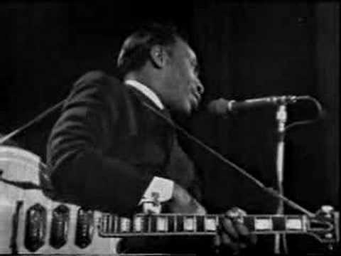 T-Bone Walker w/ Jazz At The Philharmonic - Live in UK 1966