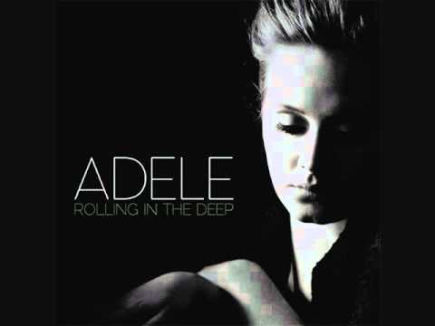 Adele -- Rolling In The Deep (ft. Childish Gambino) (Jamie XX Remix)