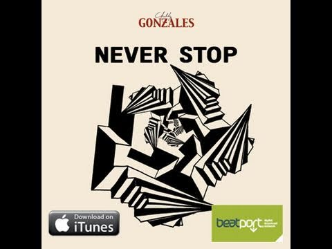 Chilly Gonzales - Never Stop (Erol Alkan rework)