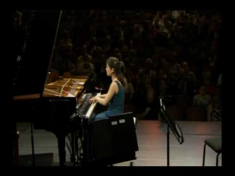 Cliburn 2009 Mariangela Vacatello Final Recital