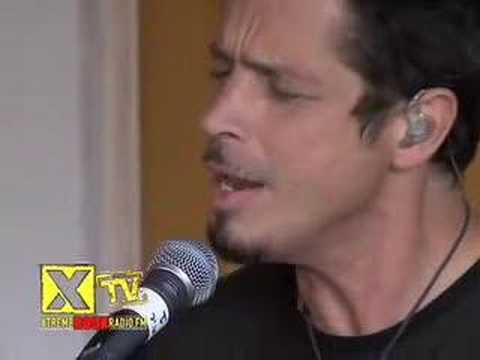 Chris Cornell Performance (rare acoustic)