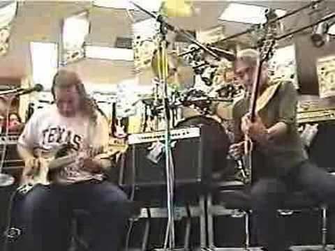 Bluestone Co. featuring Chris Duarte - Rare in-store show