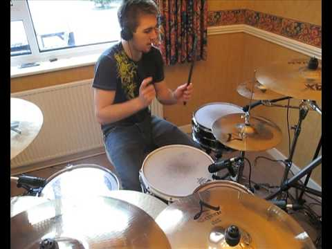Fort Minor Drum Cover