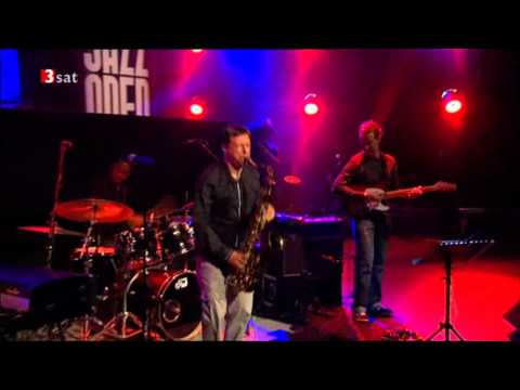 Chris Potter Underground live - 1/3