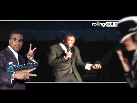 Chris Tucker tribute to Micheal Jackson HD
