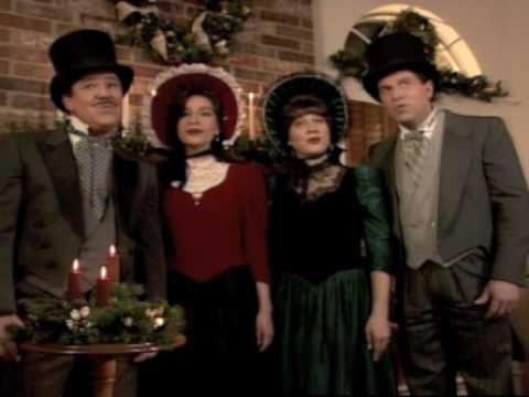 Have Yourself A Merry Little Christmas performed by In Full Swing as The Living Christmas Card