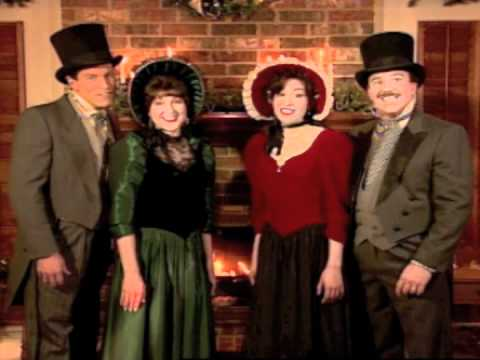 The Christmas Song performed by In Full Swing as The Living Christmas Card