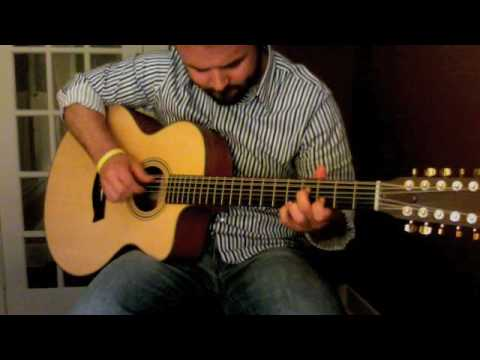 She Moves In Shadows - 12 String - Eric Christopher