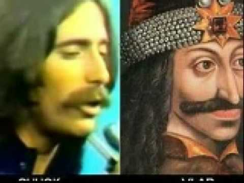 Chuck Negron and Vlad the Impaler