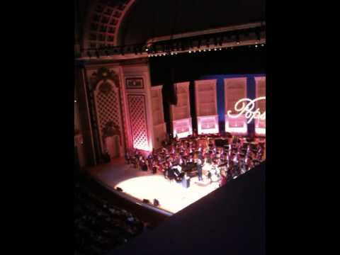 Idina Menzel - I`m Not That Girl (w/ Cincinnati Pops Orchestra, 9/26/10)