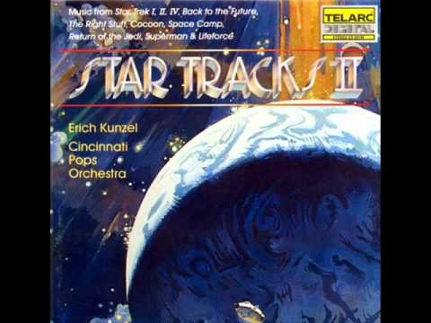 #01 Star Tracks II Erich Kunzel - Superman: The Planet Krypton