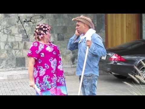 Yomo graba en El Especial de Minga y Petraca