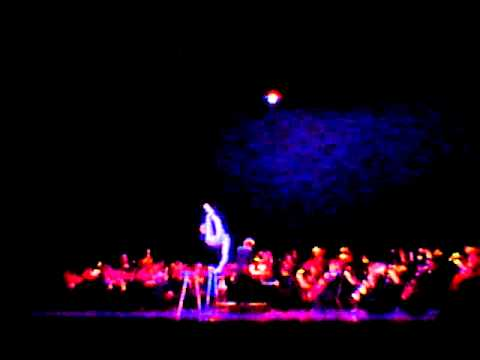 Cirque de la Symphonie - Acadiana Symphony Orchestra 11/13/10.