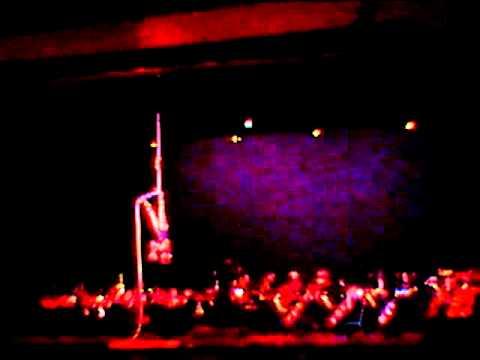 Cirque de la Symphonie in Lafayette, LA on 11/13/10.