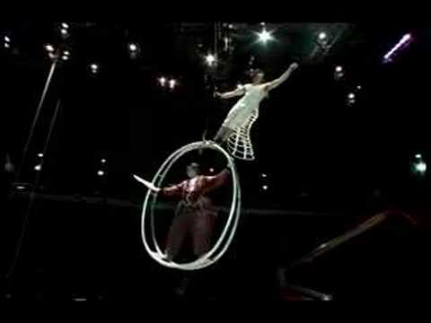 "The Beatles ""LOVE"" Cirque du Soleil rehearsal video"