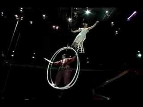 """The Beatles """"LOVE"""" Cirque du Soleil rehearsal video"""