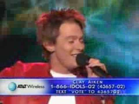 Clay Aiken - Grease