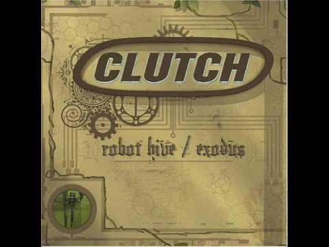 Clutch 10001110101 Robot hive exodus