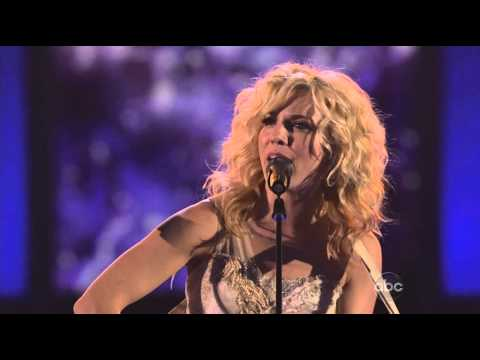 The Band Perry - If I Die Young - CMA Awards 2010