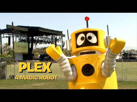 Yo Gabba Gabba at Coachella - Plex!