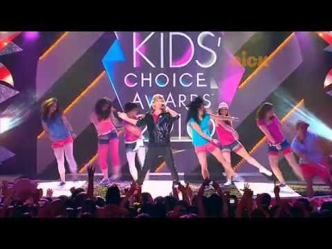 Cody Simpson - 2010 Australian Kids` Choice Awards Performance