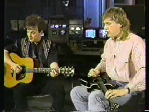 Jeff Healey & Colin James - 1989 - Killing Jive & What Do You Want Me To Do