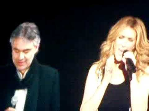 Celine Dion & Andrea Bocelli- The Prayer