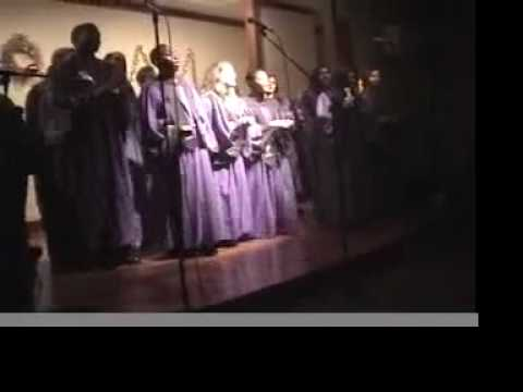 The Real Meaning of Christmas- NYU All University Gospel Choir