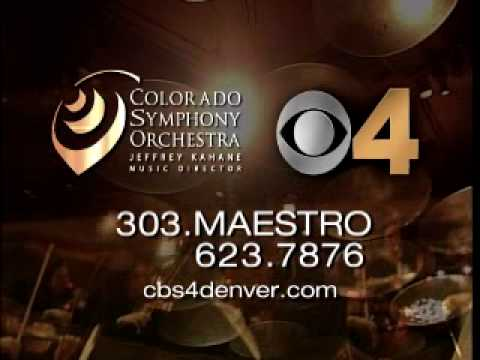 Colorado Symphony Orchestra - 2005-6 Season #2