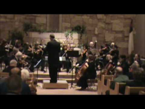 "Symphony No. 41, ""Jupiter"" Movement IV - The Loveland Symphony Orchestra"