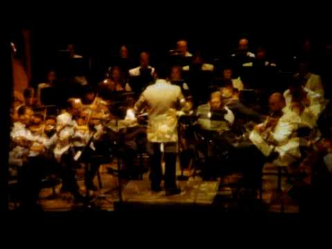 Colorado Symphony at Red Rocks 7/5/2010 1812 Overture Part 1 of 2