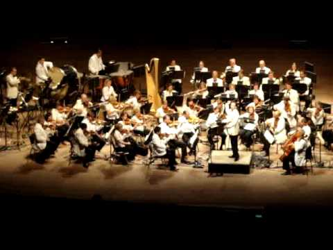 Colorado Symphony at Red Rocks 7/5/2010 Armed Forces Tribute