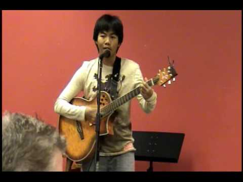 Disney Medley (Nick Carrillo Live at Borders Part 2/4) [A Nick C Music Acoustic Cover]