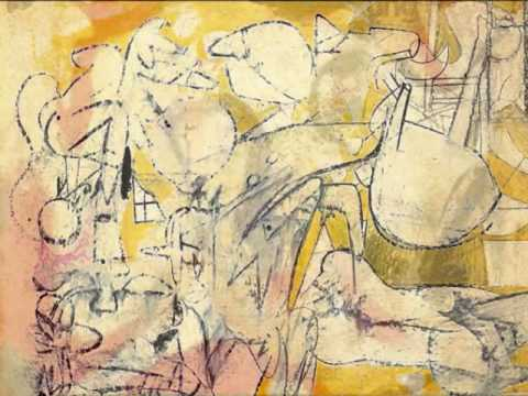 Roger Sessions, Symphony No. 5, 3/3, Willem de Kooning