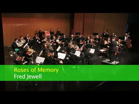 Columbus Indiana Symphony Jewell Roses of Memory