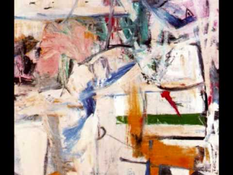 Roger Sessions, Symphony No. 5, 2/3, Willem de Kooning