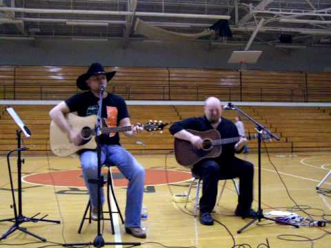 CLAY UNDERWOOD benefit concert
