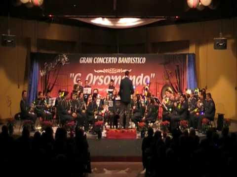 Banda Orsomando Marcia Slava PJ Tchaikovsky