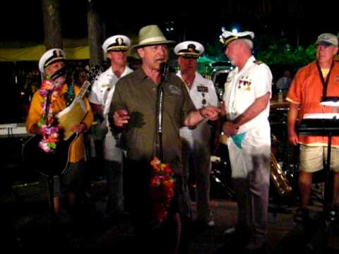 Howard Livingston`s Induction of The Conch Republic Navy