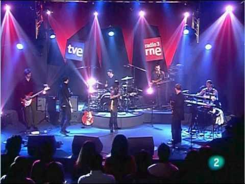 """Olivia Ruiz - Las migas de mi coraz�n (""""Los Conciertos de Radio 3"""", 19/2/2009)"""