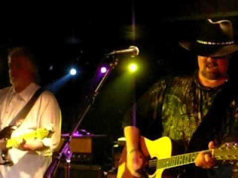 3/25/10 Confederate Railroad singing Trashy Women; Denver, CO