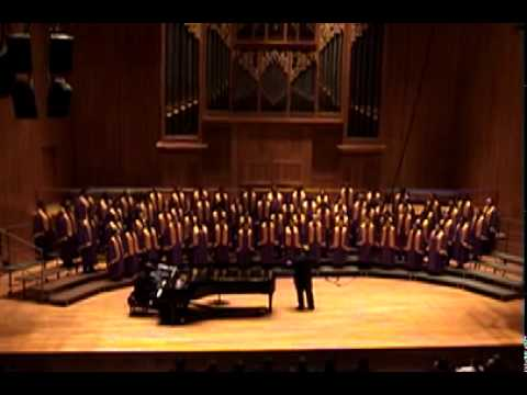 OMNIA SOL (Let your heart be staid) - CENTRAL ISLIP HS CHOIR