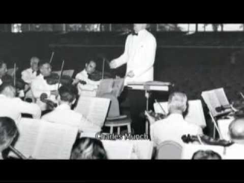 "Copland`s ""Appalachian Spring"" - Boston Symphony"
