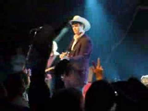 "Corb Lund ""Hurtin Albertan/Good Copenhagen"" Vancouver 2008"
