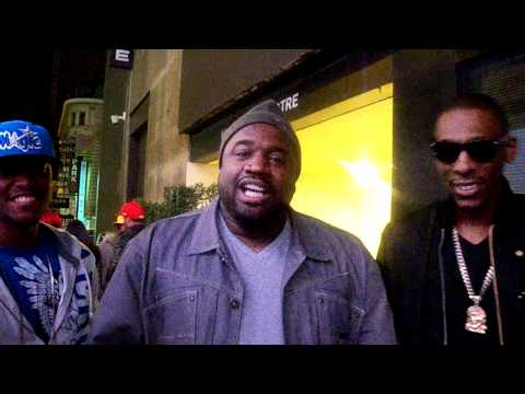 StuyBoyz Promo feat. Comedian Corey Holcomb.. Motivate Records