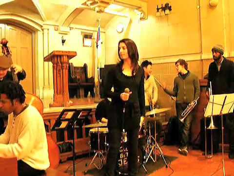 I Want Jesus To Walk With Me, Uros Markovic GospelJazz Music Ministry