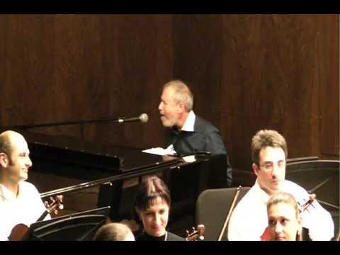 Beogradska filharmonija - Corky Siegel na bis, 27.11.2009.