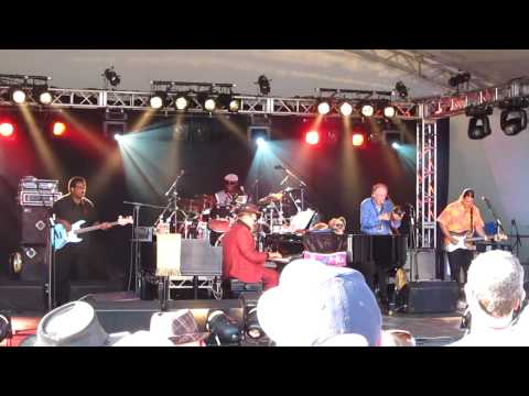 Dr John - Witchy Red - Live at Cornbury Festival 2010